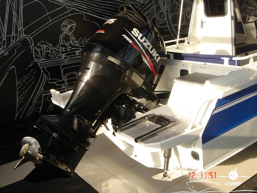 Мотор катера North Silver Pro 665 Cabin