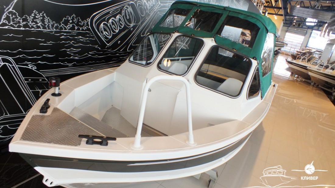 купить лодку норд сильвер 360
