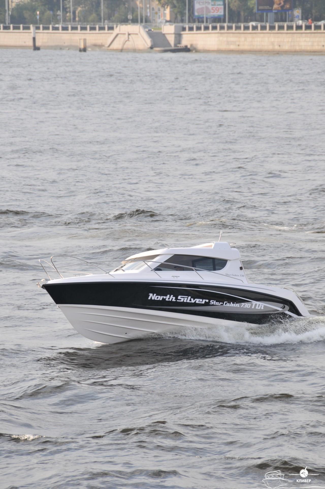 питерские лодки флагман