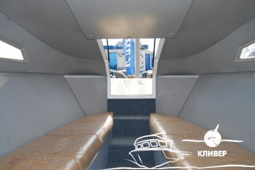 Алюминиевый скоростной катер КС 700 Экспресс