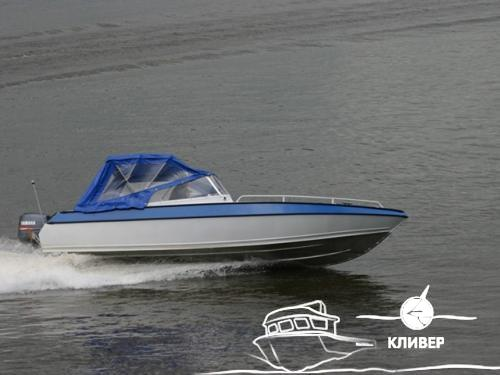 Алюминиевый скоростной катер КС 700 Мираж