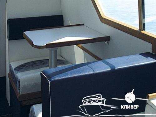 Алюминиевый скоростной катер КС 701