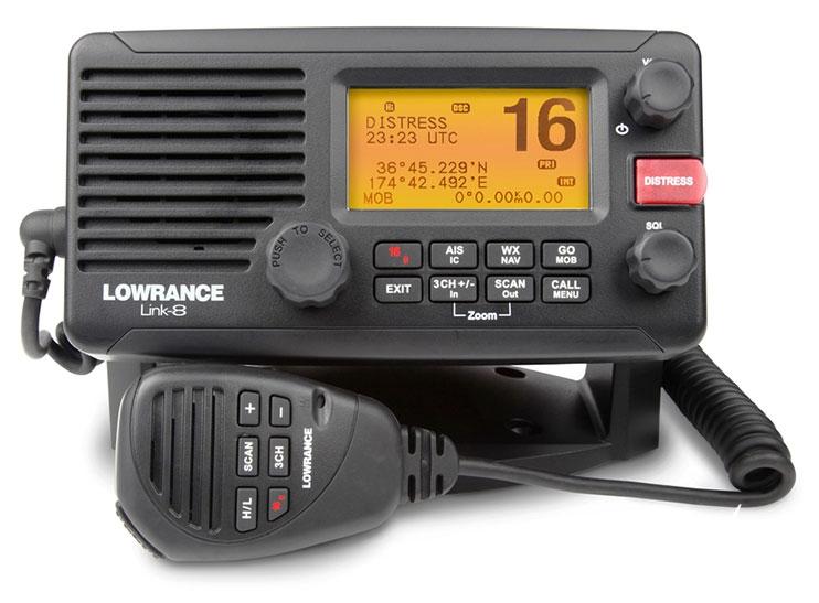 Link-8 DSC VHF