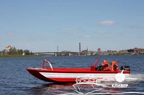 пожарная лодка кс-фьорд-620