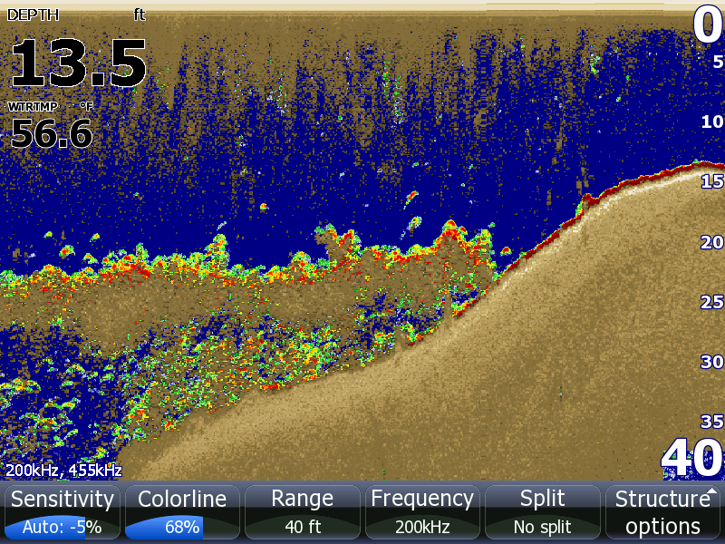 Lowrance StructureScan HD