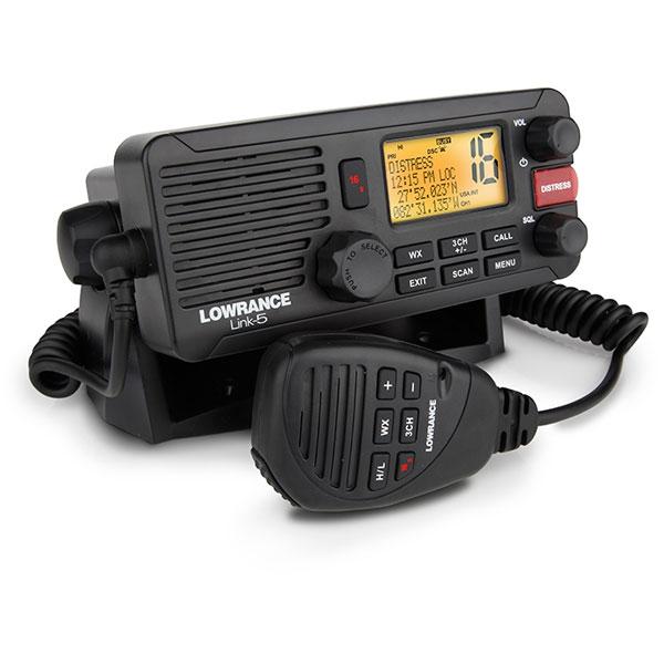 Link-5 DSC VHF