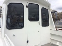Кабина катера North Silver Pro 665 M Cabin