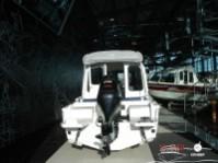 Катер North Silver Pro 665 Cabin - вид сзади