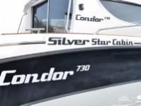 Борт катера Silver Condor Star Cabin 730