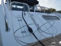 Кормовая часть катера Silver Condor Star Cabin 730
