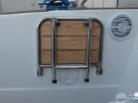 Откидной столик катера Silver Condor Star Cabin 730