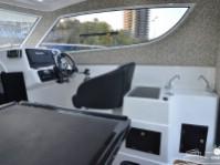 Кабина катера Silver Condor Star Cabin 730