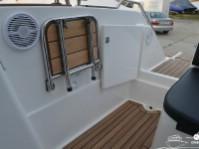 Кокпит катера Silver Condor Star Cabin 730