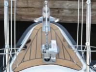 Носовая часть катера Silver Eagle Cabin 650