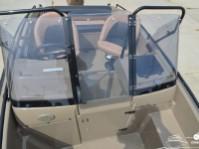 Ветровое стекло катера North Silver 490