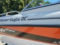 Борт катера Silver Eagle DC 630 New