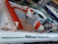 Катер Silver Eagle DC 630 New - вид на рубку
