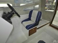 Водительское место катера Silver Eagle Star Cabin 650