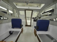 Рубка катера Silver Eagle Star Cabin 650