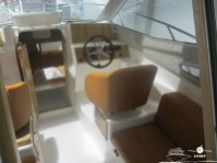 Рубка катера Silver Eagle Star Cabin 690