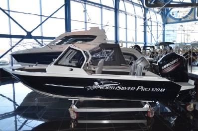 NorthSilver PRO 520 M Fish