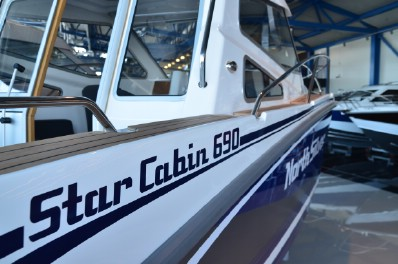 NorthSilver Star Cabin 690