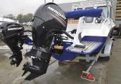 _053 Trident 720 CT +Mercury F150 XL EFI