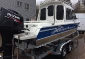_061North Silver PRO 665 M Cabin c  Suzuki DF200ATX