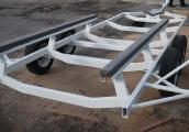 Ремонт прицепов, трейлеров и портовых тележек