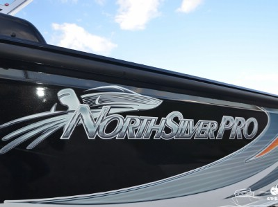 Борт катера North Silver Pro 565 Fish