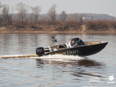 Катер RiverCraft 47 TOURING