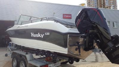 Катер Silver Husky 630