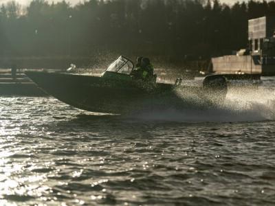 NorthSilver 545 Fish