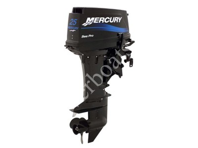 Mercury 25 ML SeaPro